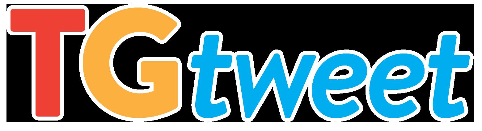 TG Tweet Logo